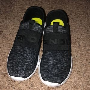 NWOT And1 Memory Foam Sneakers